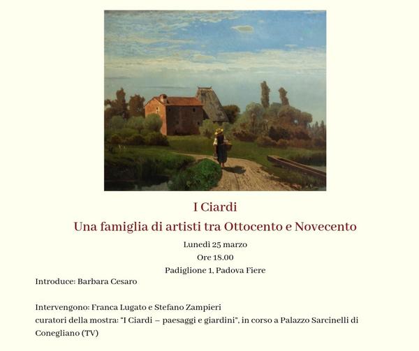 conferenza sui Ciardi Barbara Cesaro ridotta